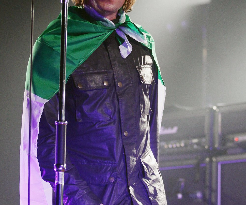 Liam Gallagher hat keine Lust auf Alkohol