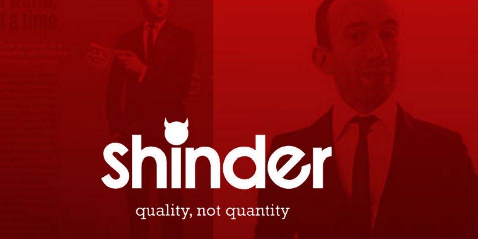 Shinder Website