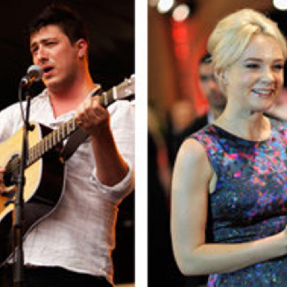 Carey Mulligan: Mit Mumford & Sons-Sänger liiert?