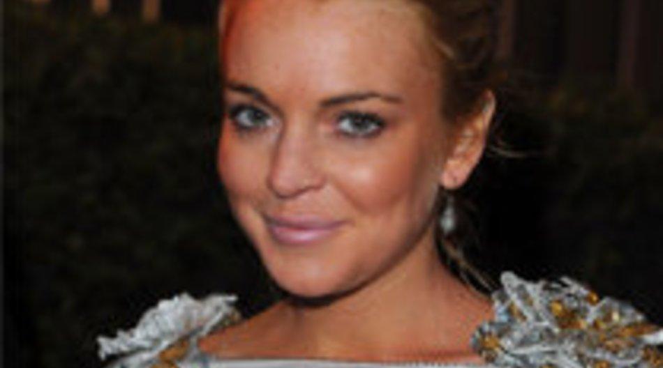 Lindsay Lohan räumt auf!