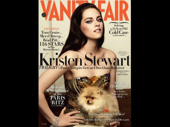 Kristen Stewart Vanity Fair