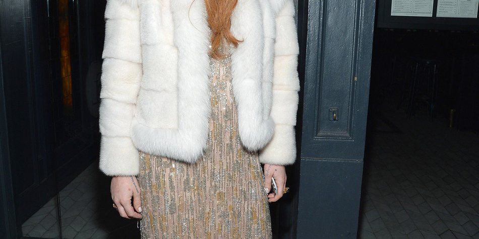 Lindsay Lohan: Kontroverser TV-Auftritt