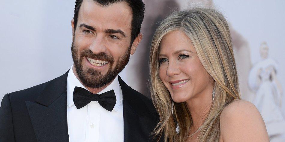 Jennifer Aniston will mit ihrem Verlobten zusammenarbeiten