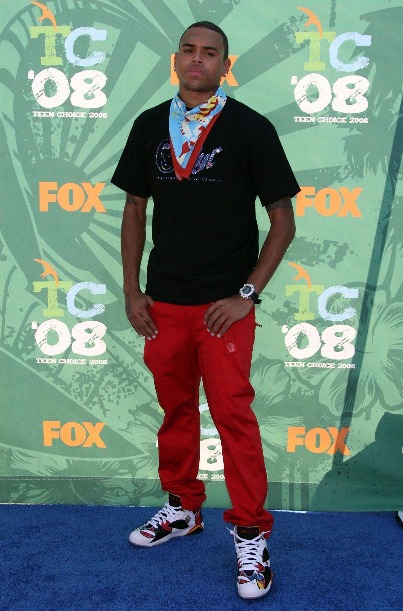 Chris Brown Bandana