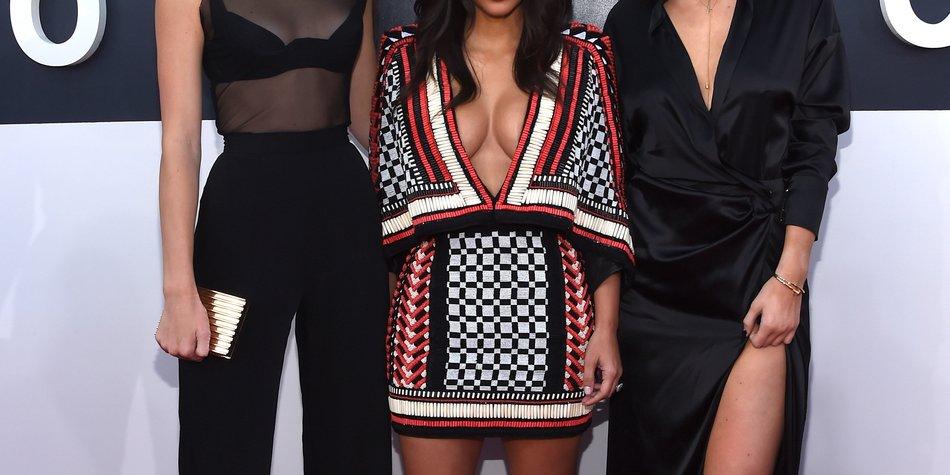 Kendall Jenner: Hat sie Zoff mit Kim Kardashian?