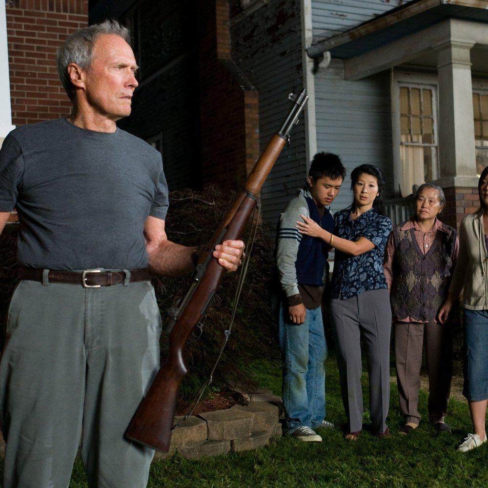 Clint Eastwoods Gran Torino im TV