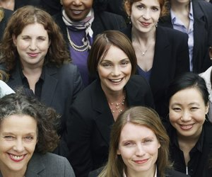 Viele Frauen im Chefsessel sind gut fürs Geschäft.