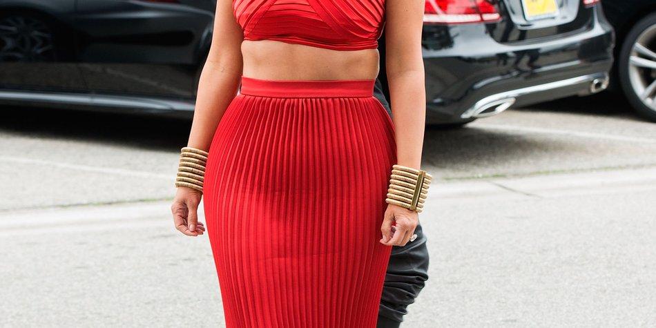 Kim Kardashian ist keine Blondine mehr