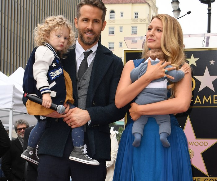 Ryan Reynolds Familie