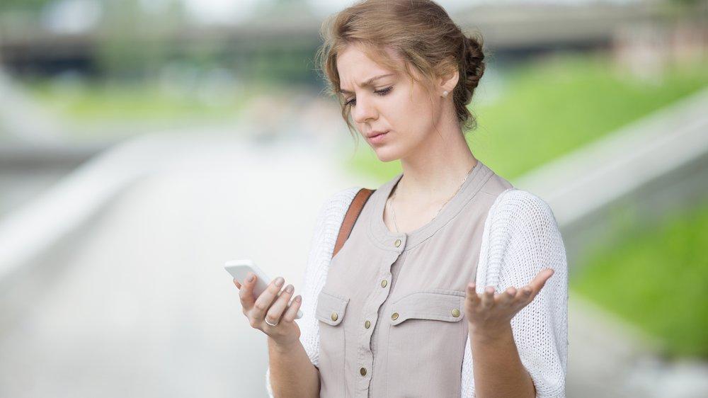Nerviges WhatsApp-Problem