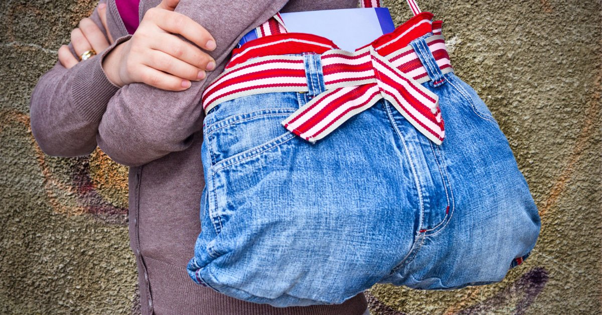 7 einfache Upcycling-Ideen für Kleidung  desired.de