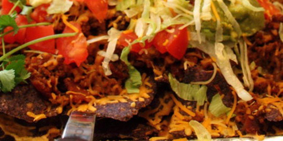Tacos überbacken