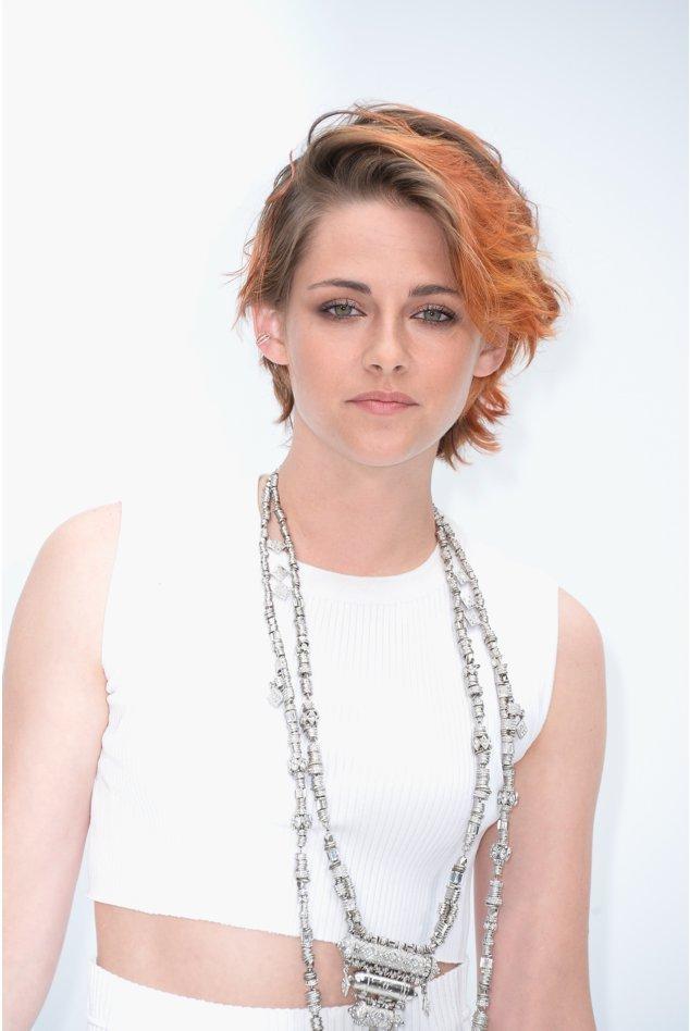 Kristen Stewart mit Feuerhaar