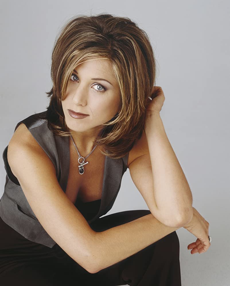 Rachel-Haircut von Jennifer Aniston
