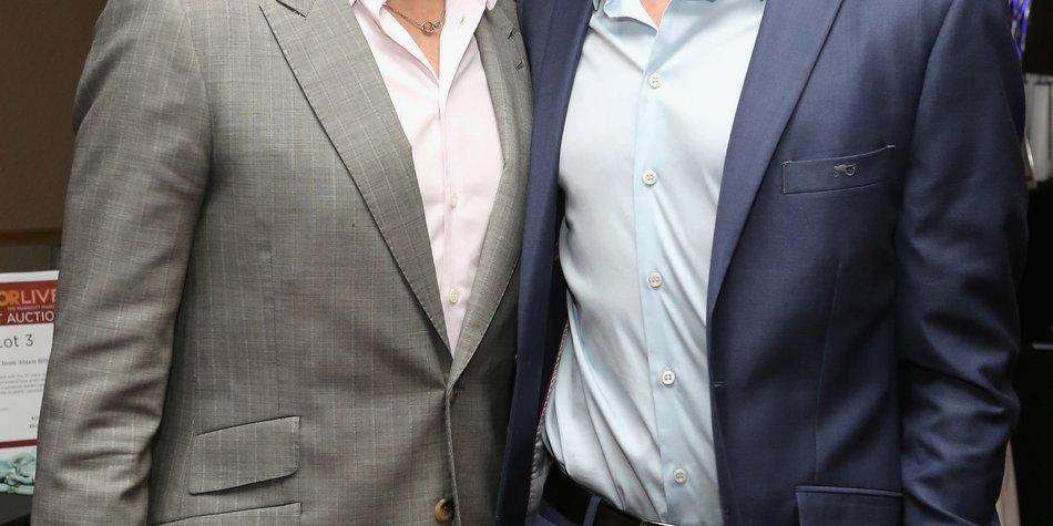 Neil Patrick Harris steht zu seinem Mann