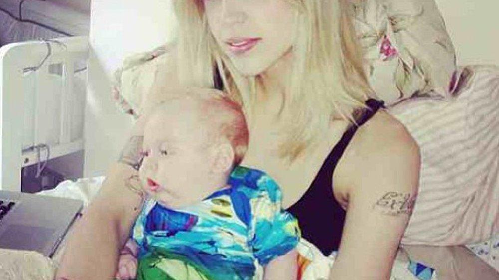 Peaches Geldof: Glücklich trotz Babystress?