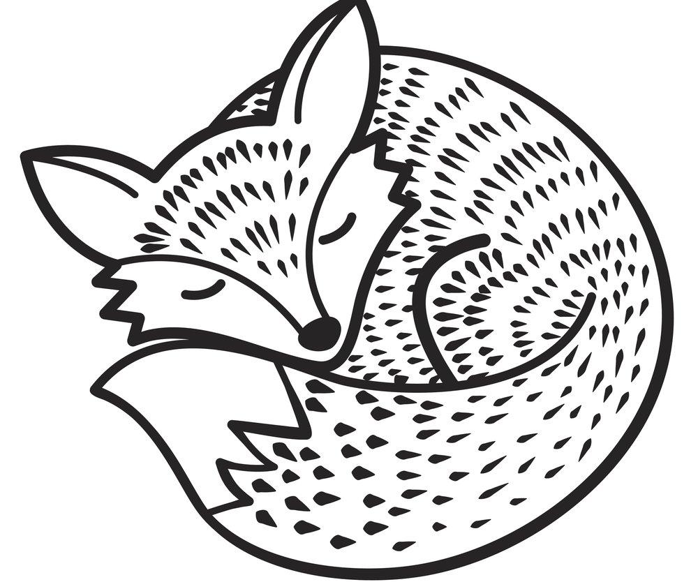 Fuchs-Tattoo