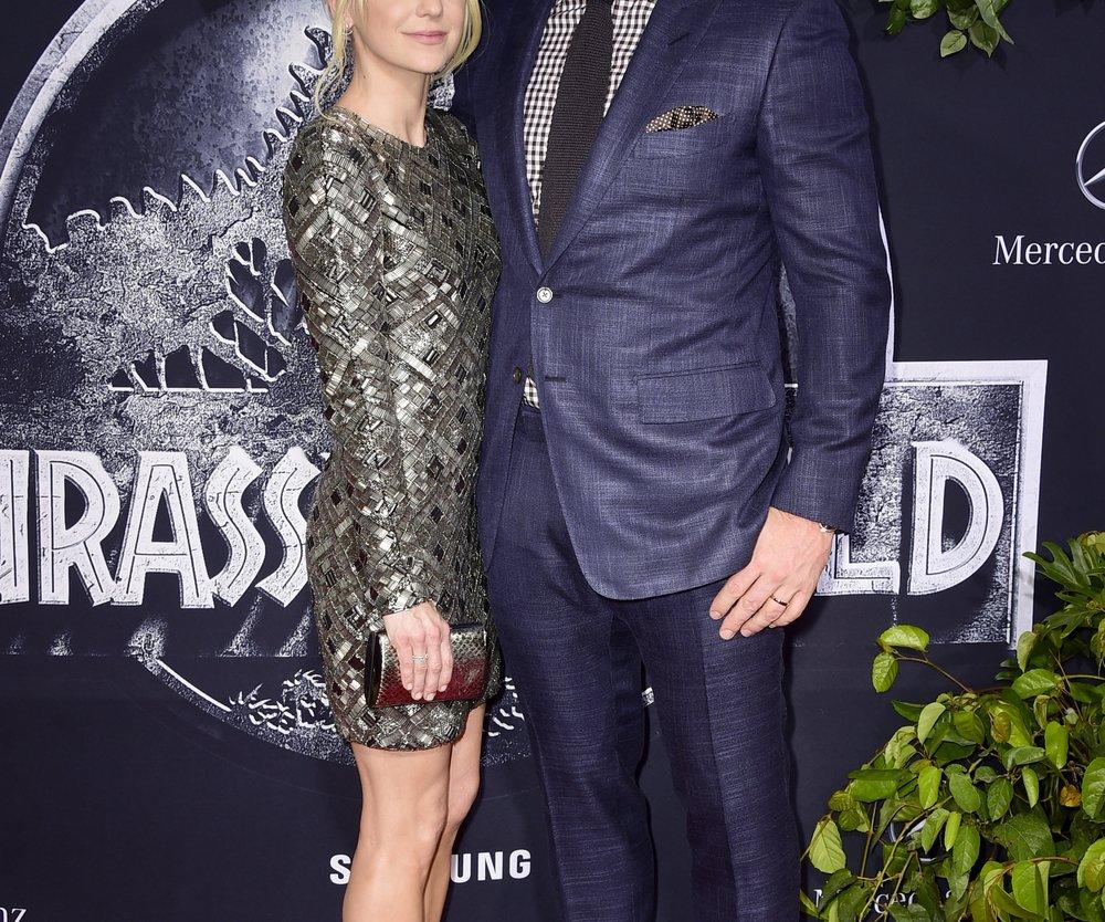 Chris Pratt: Seine Familie steht immer an erster Stelle