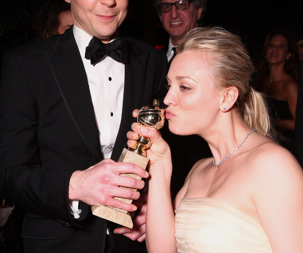 Big Bang Theory: Jim Parsons freut sich für Kaley Cuoco