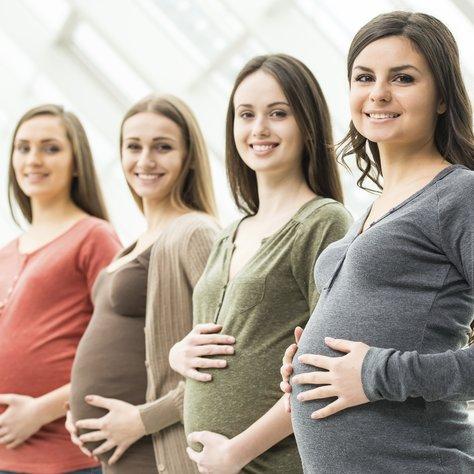 Alles über den typischen Schwangerschaftsverlauf