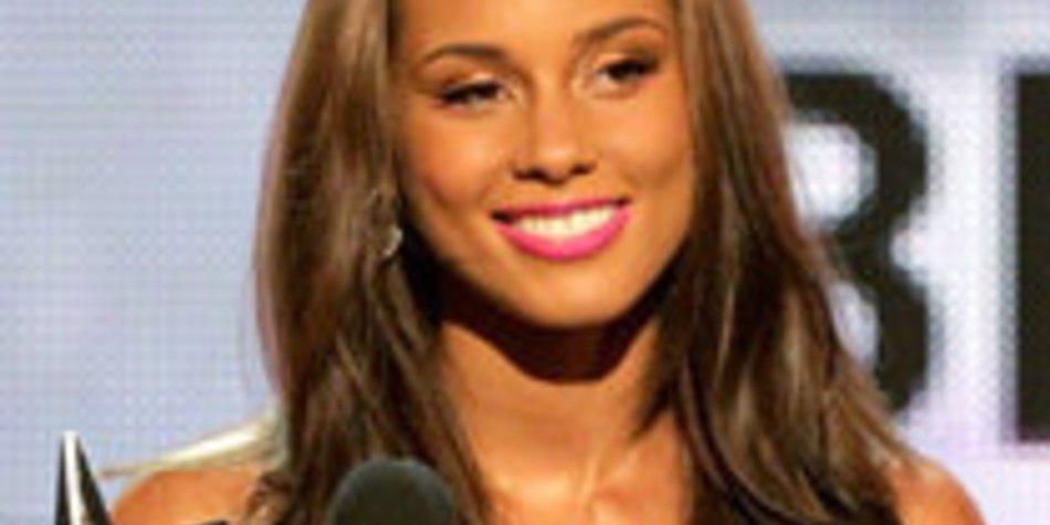 Alicia Keys: schwanger auf der Bühne gestürzt!
