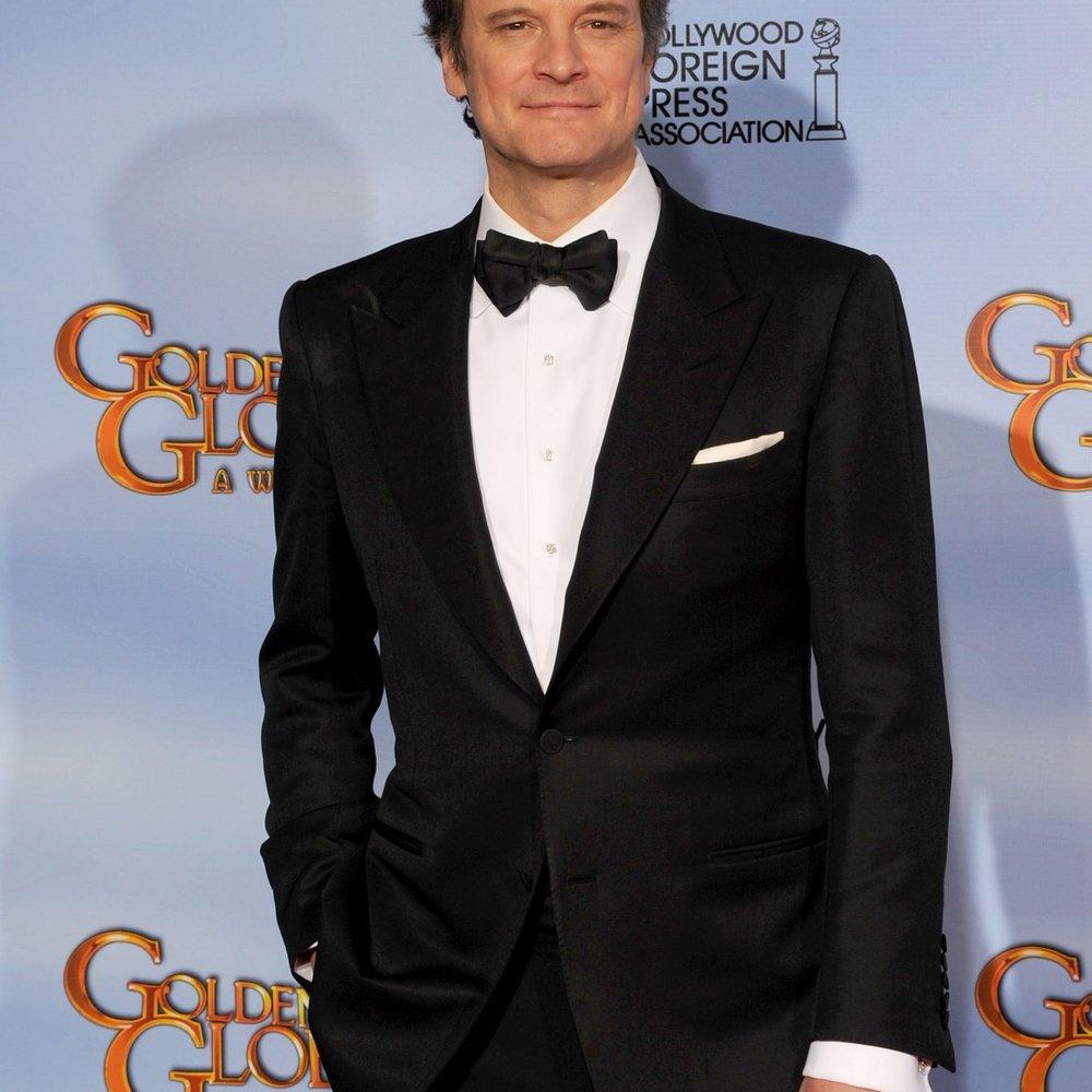 Colin Firth ist beeindruckt