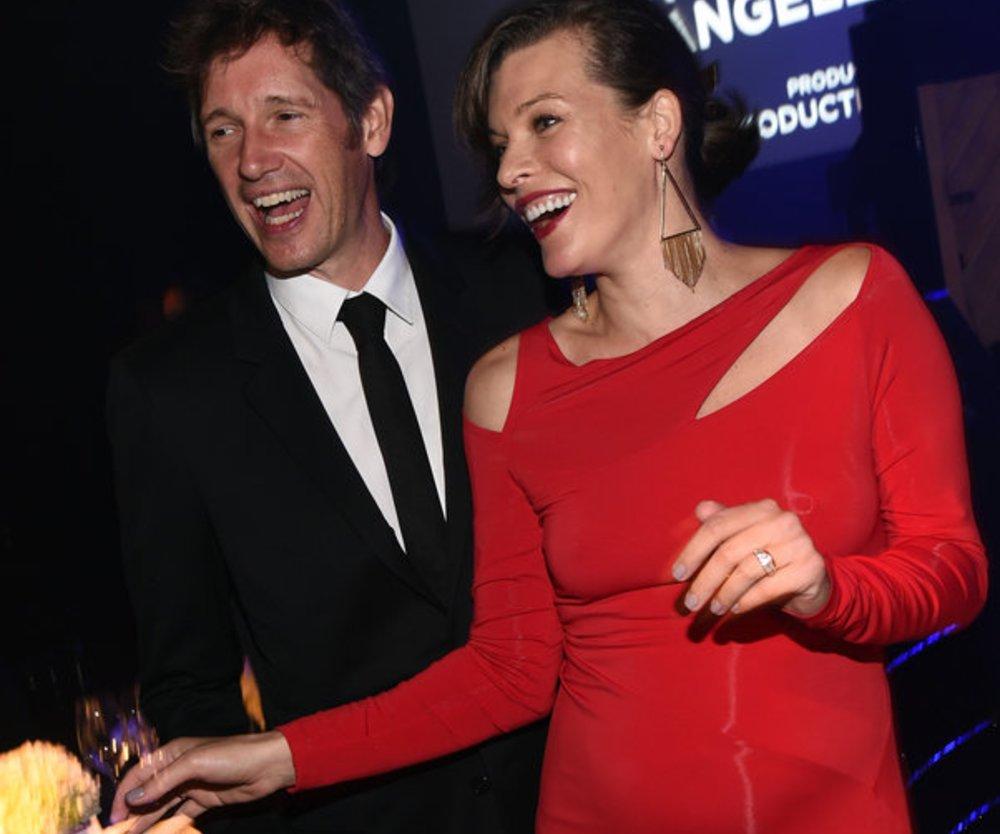 Milla Jovovich bringt zweite Tochter zur Welt!