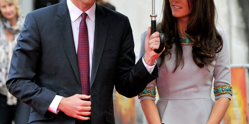 Prinz William und Kate Middleton: Haus zu vermieten!
