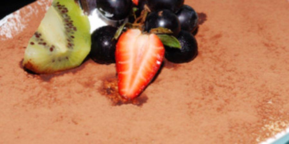 Früchte Tiramisu
