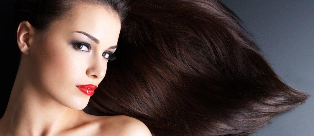 Haare von Rot auf Braun färben