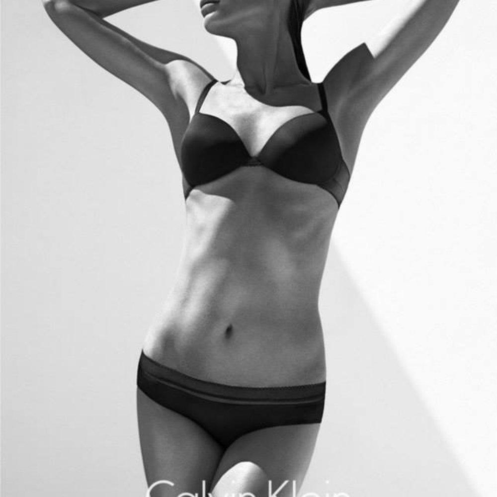 Christy Turlington: Erotisch für Calvin Klein Underwear