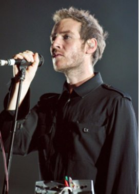 Sänger von Massive Attack