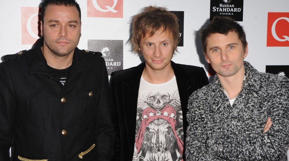 Muse: Headliner in Glastonbury?