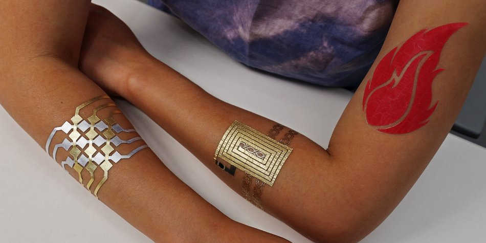 DuoSkin Tattoos