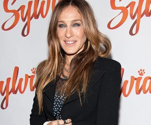 "NEW YORK, NY - OCTOBER 27: Sarah Jessica Parker attends the ""Sylvia"" opening night after party at Bryant Park Grill on October 27, 2015 in New York City. (Photo by D Dipasupil/Getty Images)"