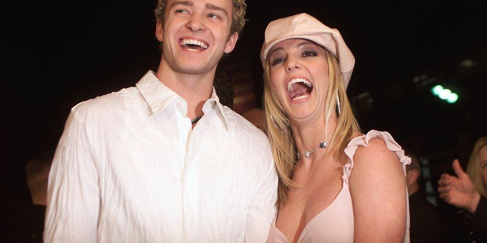 Justin Timberlake beleidigt Britney Spears als Bitch
