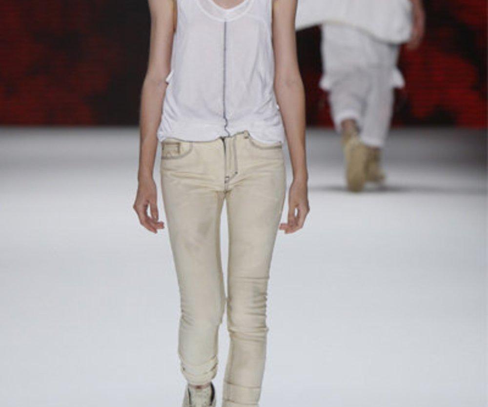 Die neue Frühjahr/Sommerkollektion 2011 von Patrick Mohr auf der Fashion Week Berlin 2011.