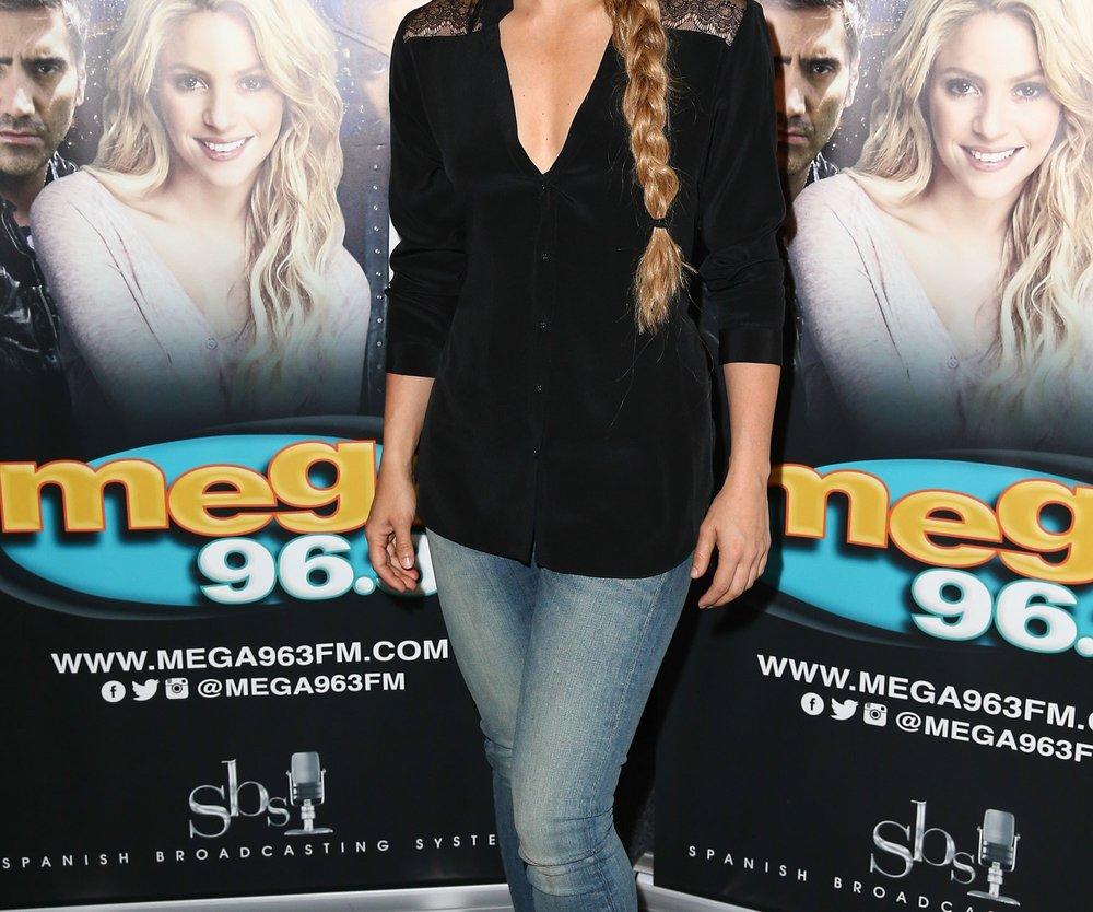 Shakira zeigt das erste Bild ihres Sohnes