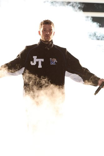 Justin Timberlake - Fernsehproduzent, Sänger und Schauspieler aus den USA