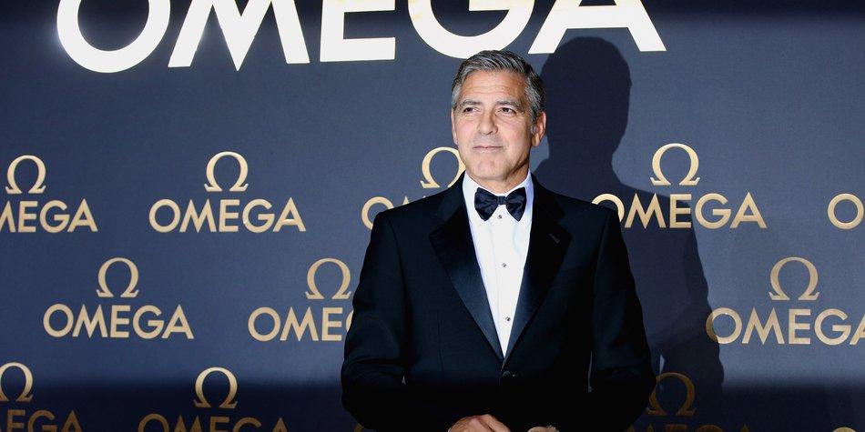 George Clooney: Macht er Matt Damon zum Trauzeugen?