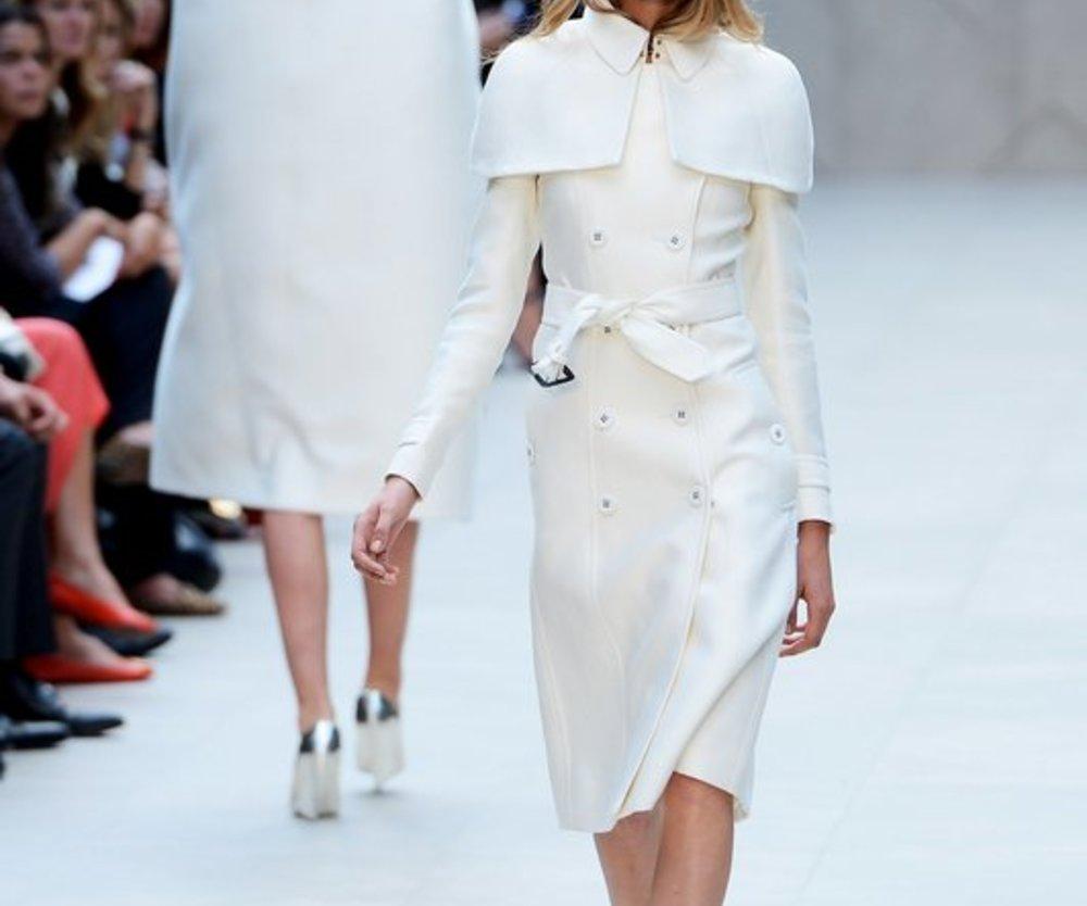 Burberry: London Fashion Week 2013