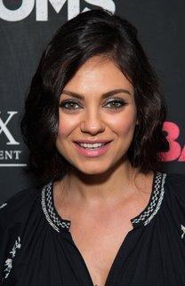 Mila Kunis: Gewellter Bob