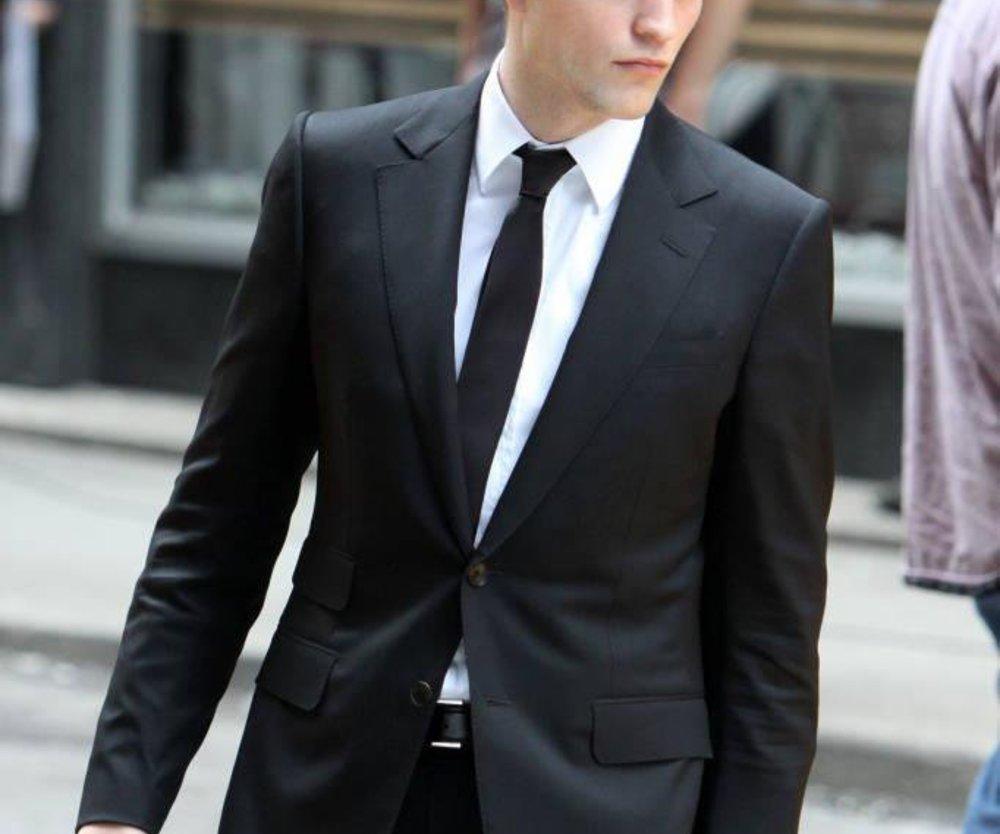 Robert Pattinson hat sich verändert