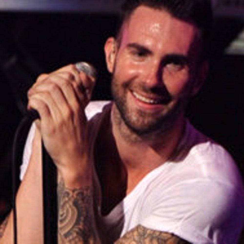 Maroon 5-Sänger Adam Levine: Wie Gott ihn schuf