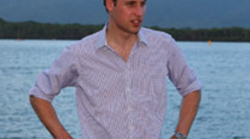Prinz William wird keinen Ehering tragen