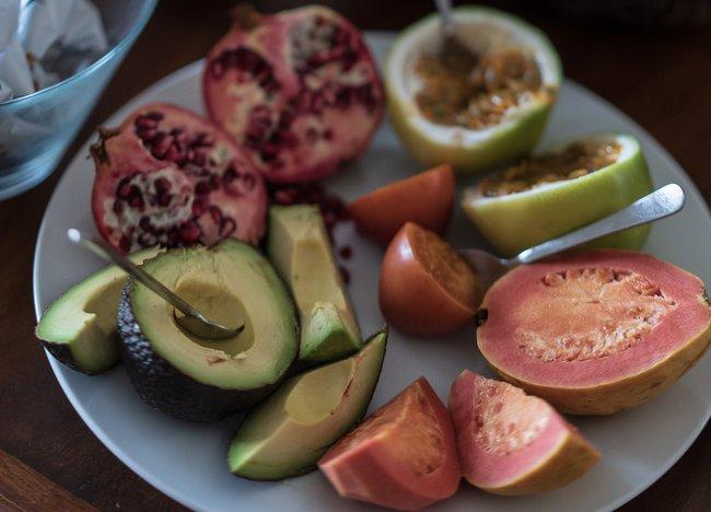 Kanarische Früchte