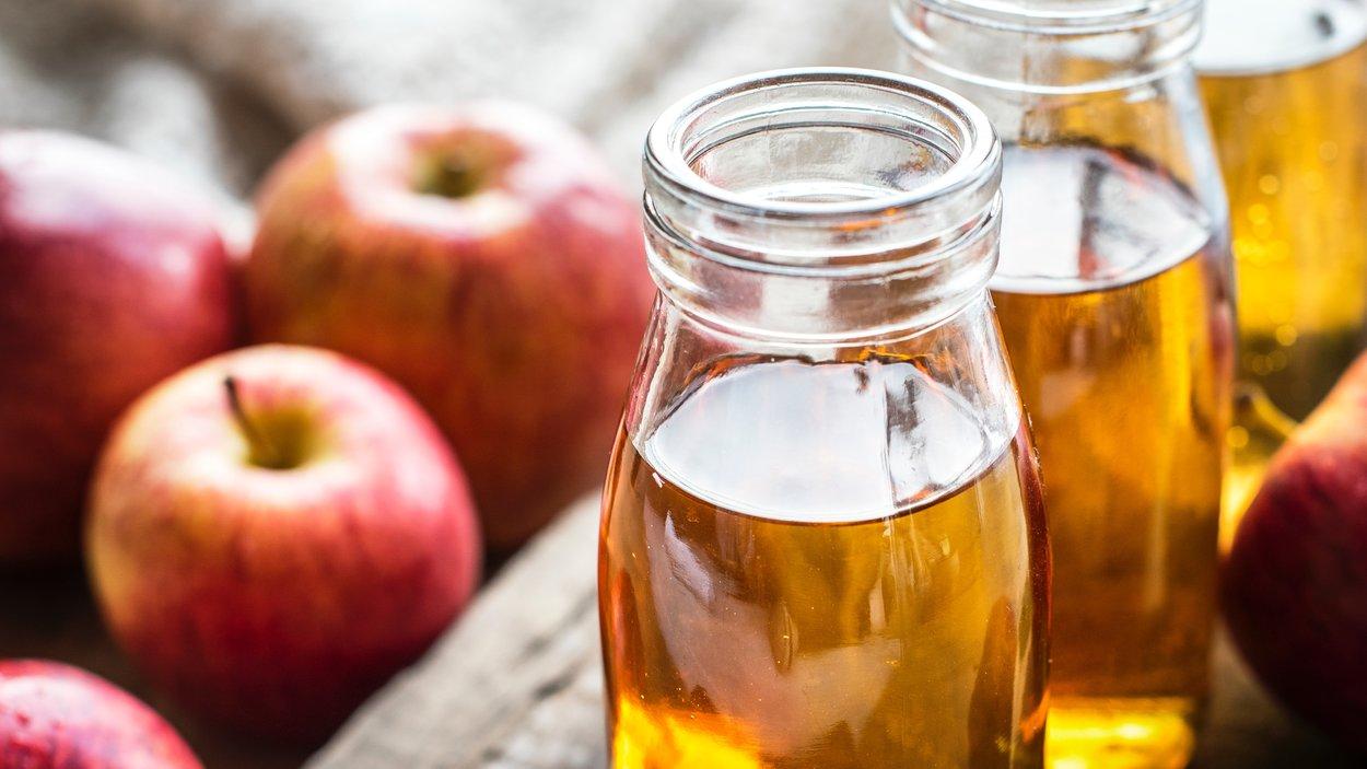 Apfelessig Apple Cider