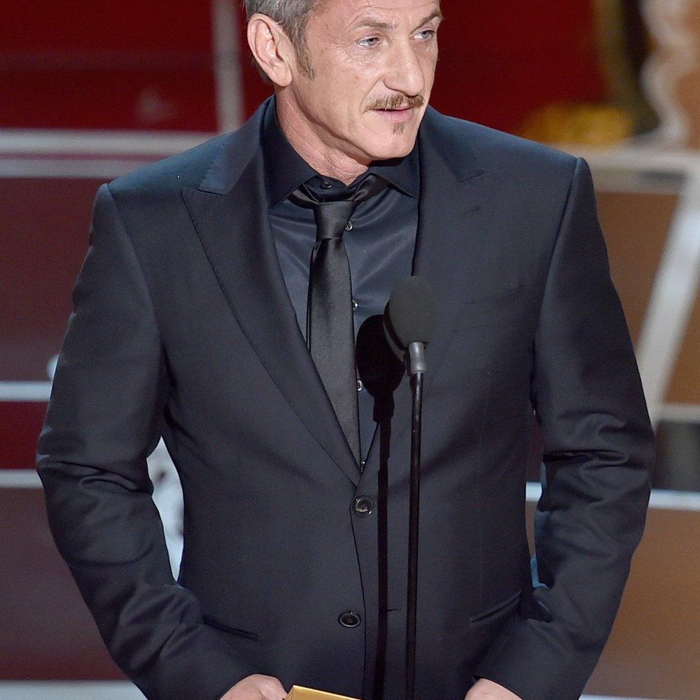Sean Penn eckt mit seinem Greencard-Witz an