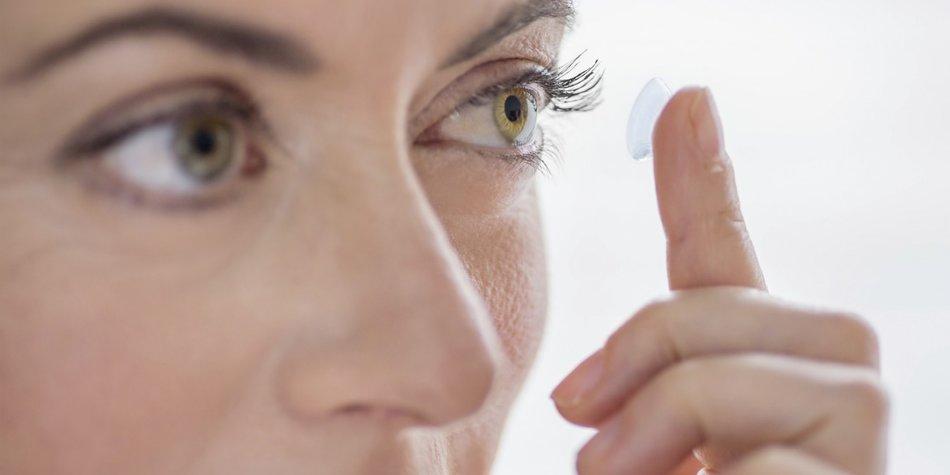 kontaktlinsen kaufen