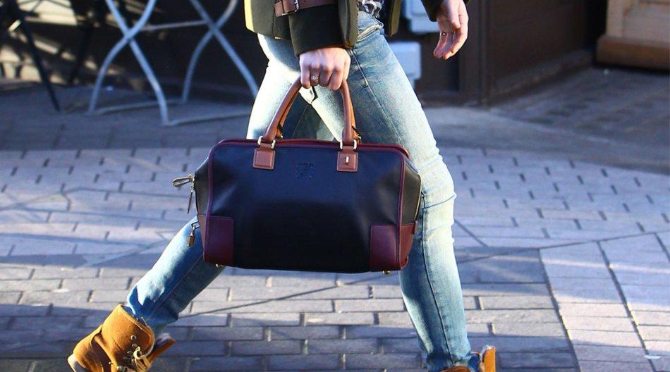 Pippa Middleton mit Loewe Tasche